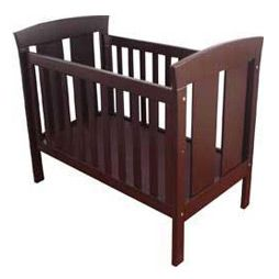ABBEY COT - 3 Levels | Converts into a Toddler Bed