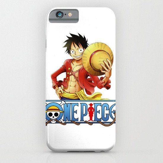 One Piece - Luffy iphone case, smartphone
