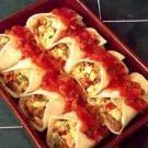 Dizzybusy Mamas Network - Recipe Profile - Bacon Potato Burritos