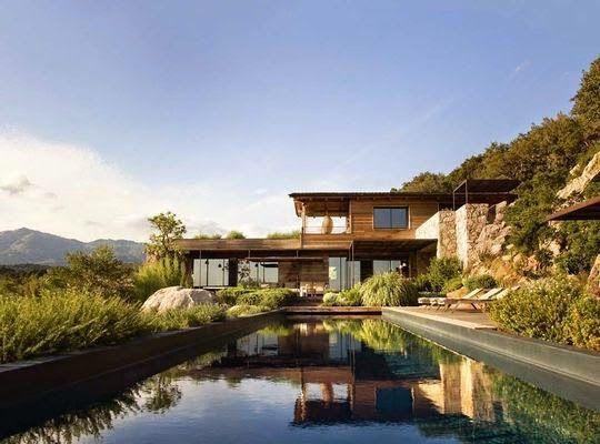 Une maison de vacances comme on en rêve Swimming pools, Aqua pools