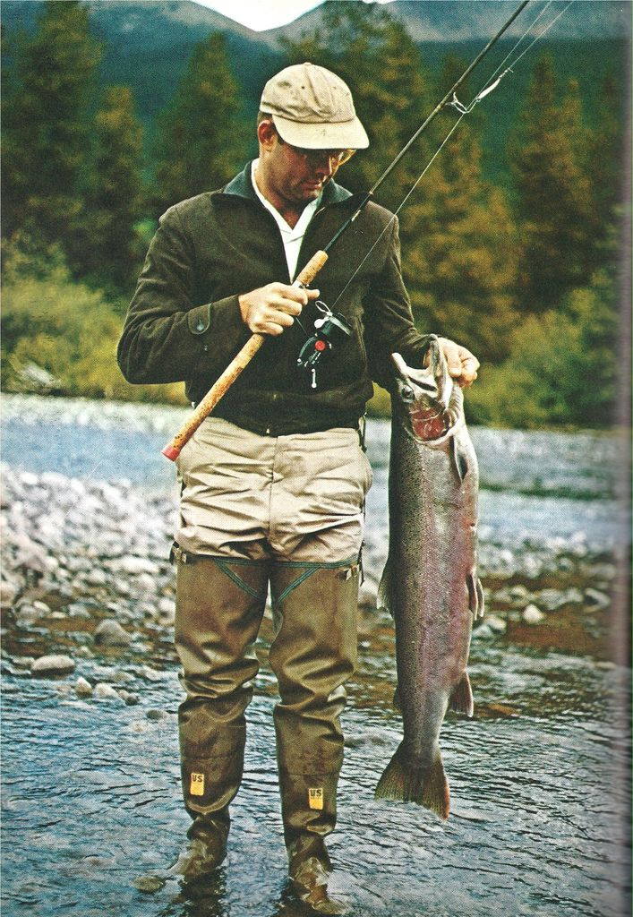 110 best vintage fishing photos images on pinterest for Best fishing gear