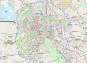 (Voir situation sur carte: Rome)