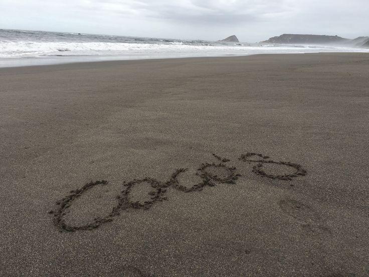 El principio de un sueño que dejamos marcado en la arena hasta el año que viene...