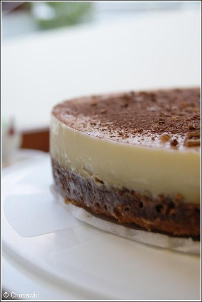 Malva Pudding Panna Cotta Cake