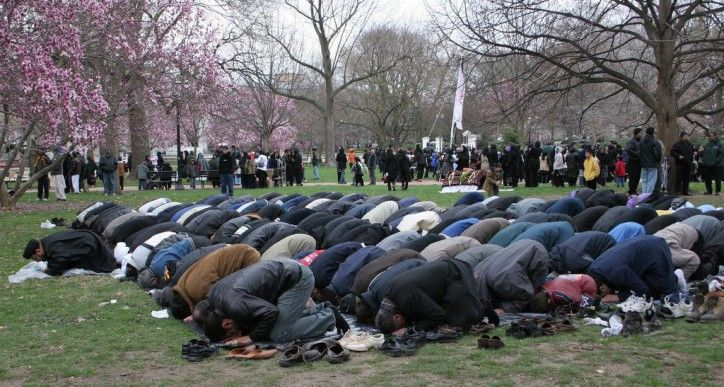 ?CALIPHORNIA? Muslim leaders cry ?Islamophobia? after police cancel Muslim day event in Darby Park