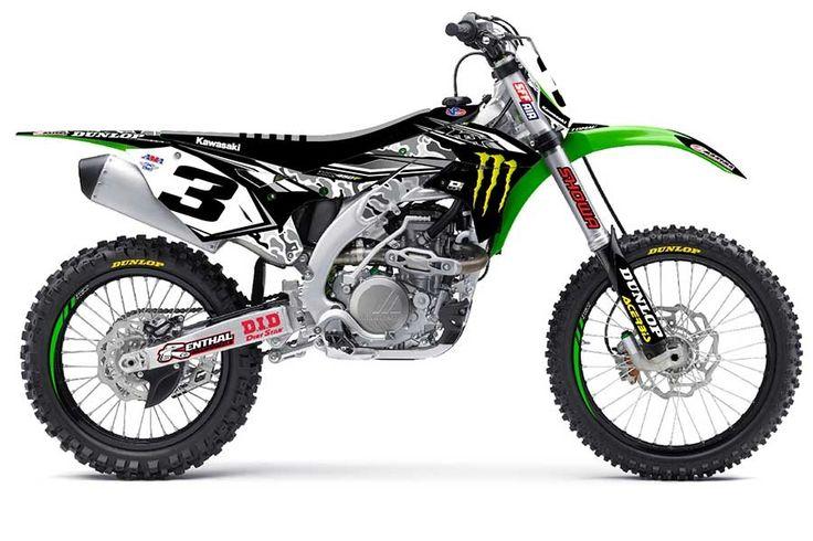 D'Cor Visuals Monster Energy Kawasaki Team Camo Replica.  www.itlcanada.com
