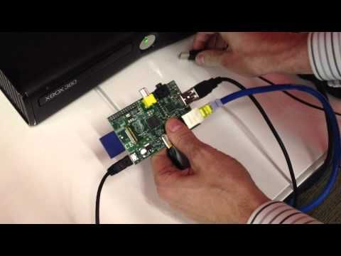 The $35 Computer Raspberry Pi Unboxing, SD Card Setup & 1st Boot