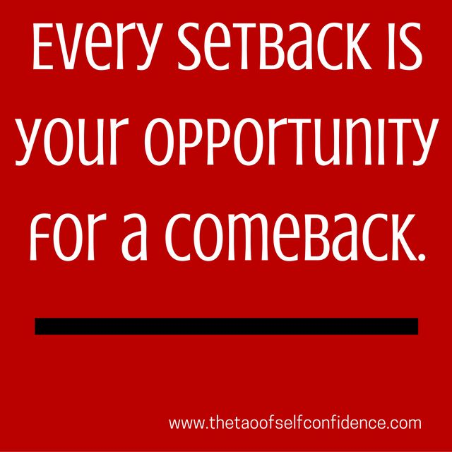 every-setback-is-your-opportunity-for-a-comeback