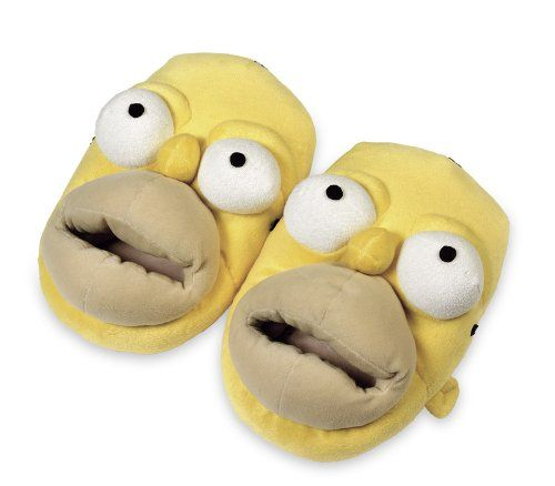 The Simpsons Hausschuhe Homer für Erwachsene - http://on-line-kaufen.de/close-up/the-simpsons-hausschuhe-homer-fuer-erwachsene