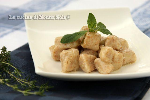 La+cucina+di+Nonna+Sole:+Gnocchi+di+fagioli+cannellini