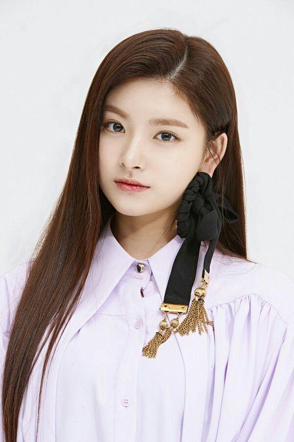Everglow Yiren Gadis Cantik Wanita Gadis Korea