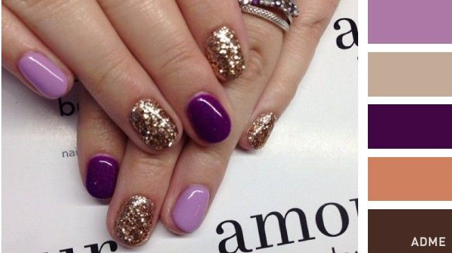 20 perfect color com.uybinations for manicure - @finikss