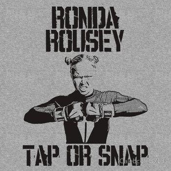 No. 4. Ronda Rousey