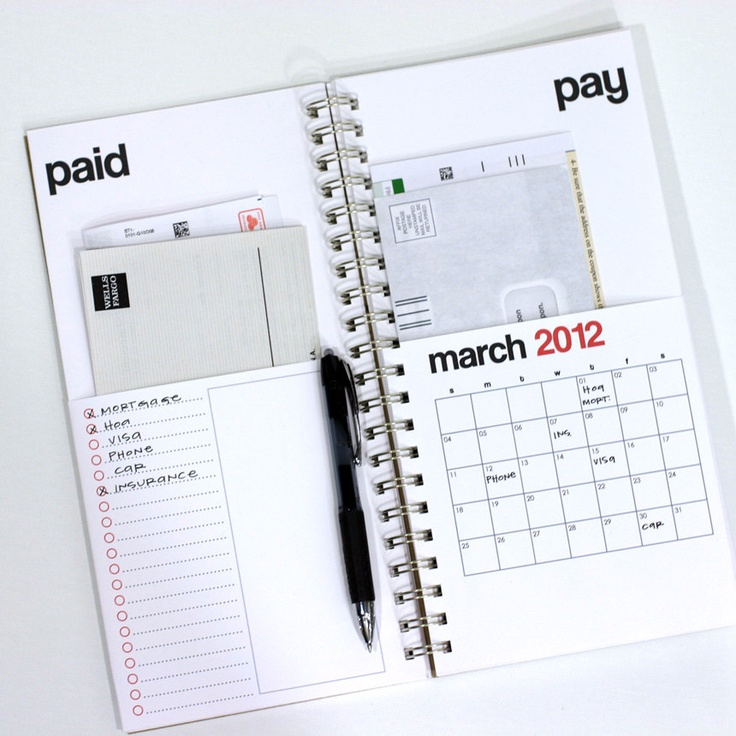 Best Calendar Organization : Best free printables finances images on pinterest