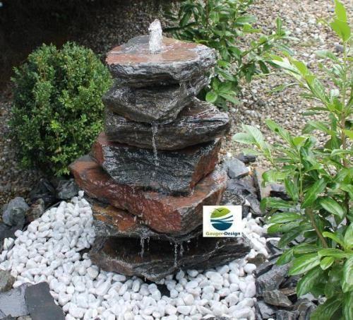 Die besten 25+ Springbrunnen garten Ideen auf Pinterest - brunnen garten stein