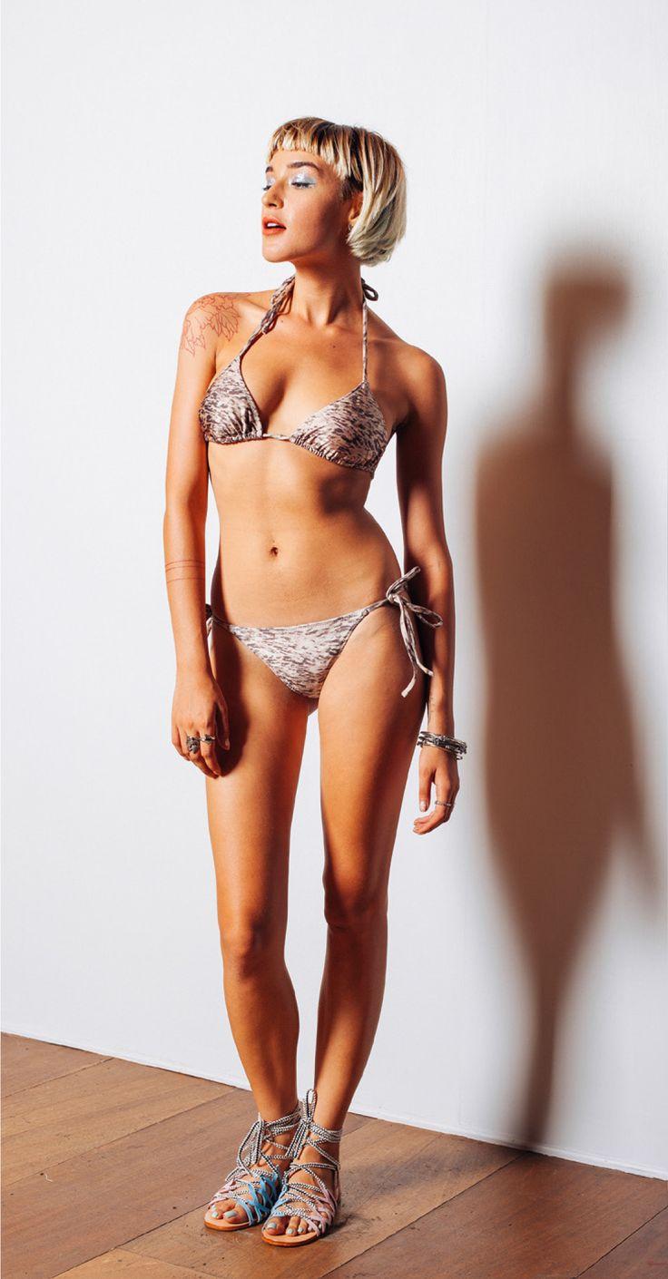 Maidenlove 'Molly' bikini in blurred lines http://www.maidenlove.net/