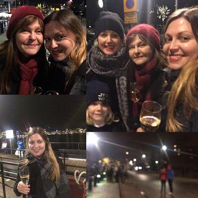 Eva Swedenmarks Värld: Så blev det 2017 efter min jul och mitt nyår