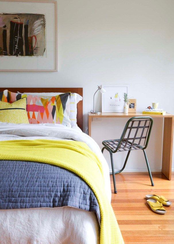 Hidden among the trees on Victoria's Mornington Peninsula, this warm country house celebrates creativity | Home Beautiful Magazine Australia