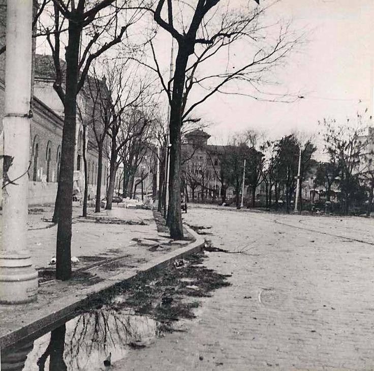 Plaza de Moncloa, Madrid - Portal Fuenterrebollo