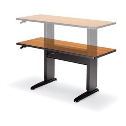 Global KRT - Height adjustable table.  Available for online purchase at Ugoburo.ca
