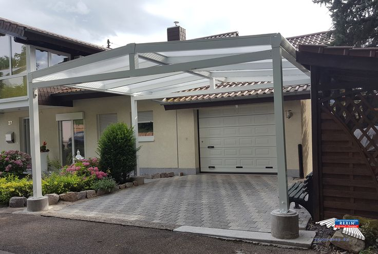17 meilleures id es propos de carport alu sur pinterest pergola alu pergola et carport en bois. Black Bedroom Furniture Sets. Home Design Ideas