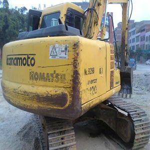 Used Super Bucket Komatsu Excavator PC120-6Efor Sale