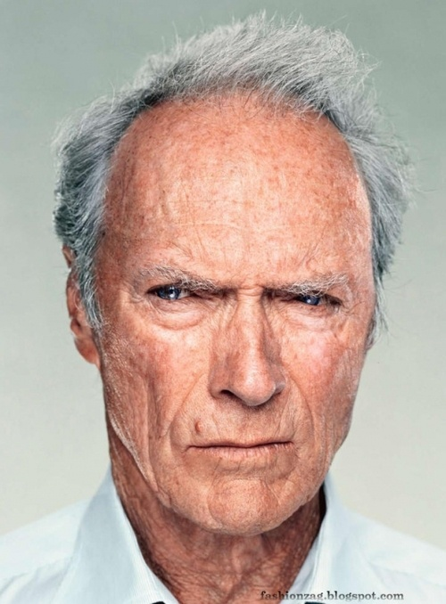 Clint Eastwood, one tought motherf#@%er