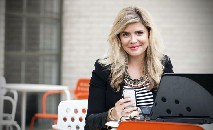 It's rather ironic that as dot com millionaire Martha Lane Fox pushes for   everyone to get online that the digerati have finally started to log off.   It's about time, writes recovering tech addict Emma Barnett