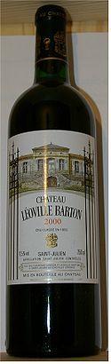 Château Léoville-Barton  Saint-Julien