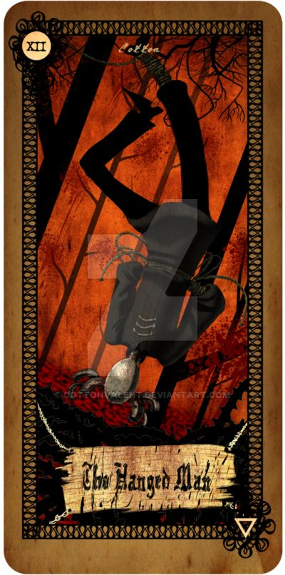 More Tarot Tuesday The Occult Detective The High: Hanged Man Tarot Card Find Out More About Www