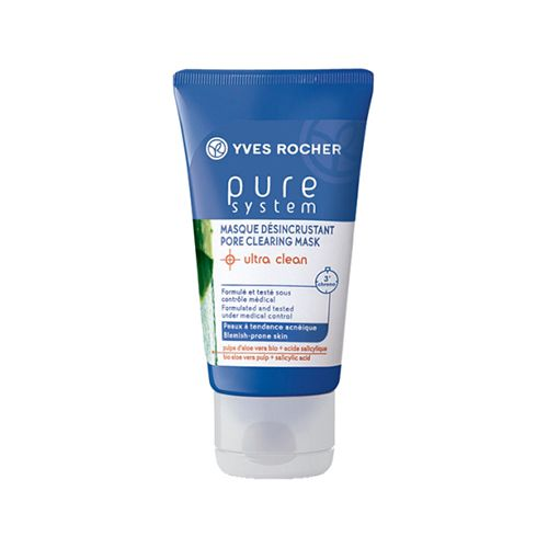Máscara Facial Purificante Sistema Puro 50ml | Yves Rocher France - Yves Rocher Brasil