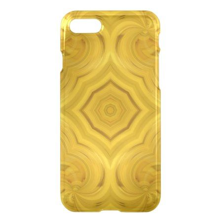 Wood abstract pattern iPhone 7 case - tap to personalize and get yours
