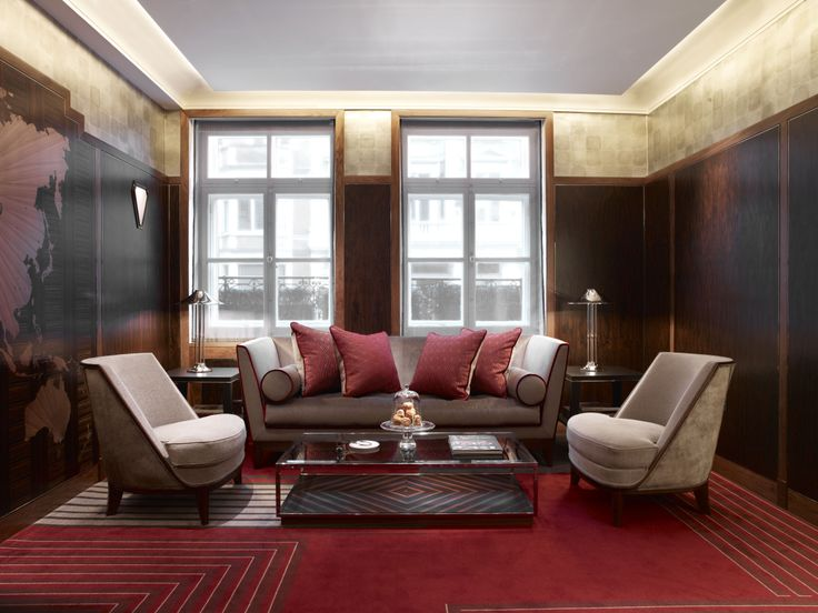 8 best linley interior claridge 39 s map room images on for 8 design hotel