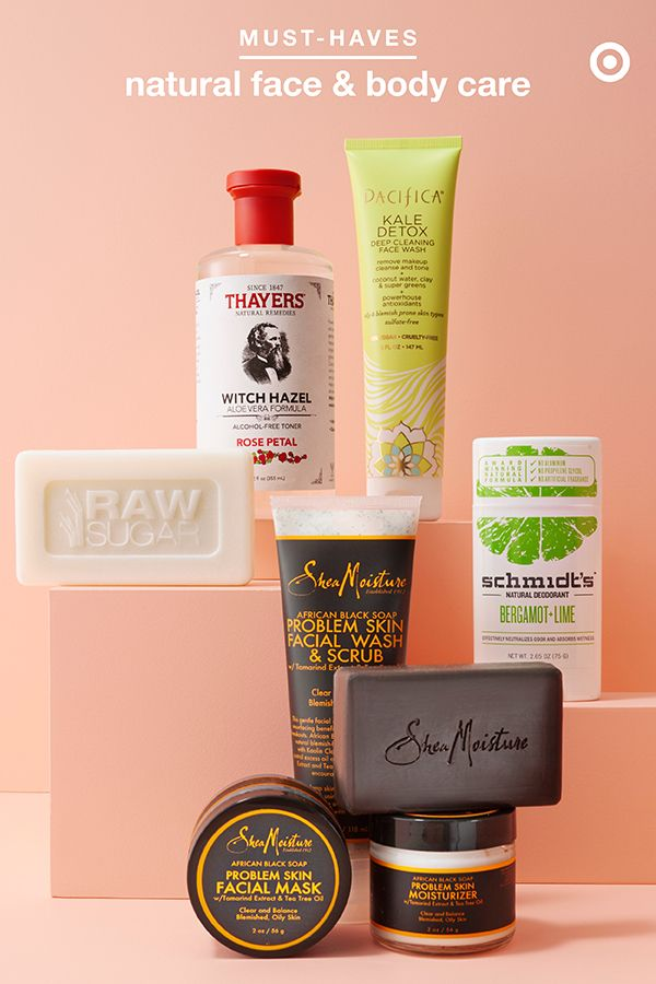 Changing seasons means changing skin care needs! Here's a few of our natural beauty must-haves.