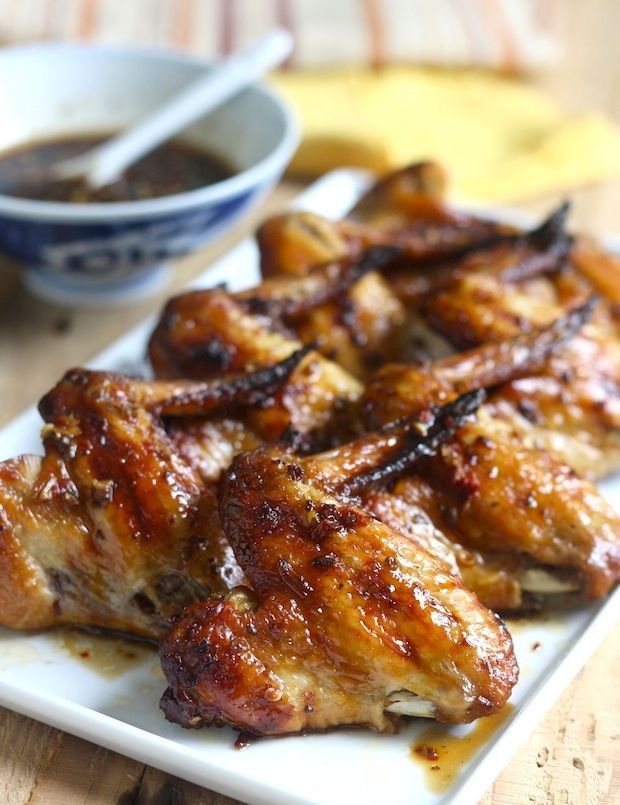 Sichuan Chicken Wings @Season with Spice - an Asian Spice Shop
