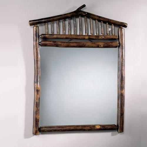 Classic Mirror By Flat Rock Furniture