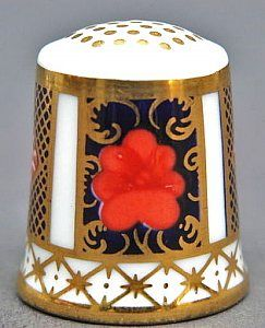 ROYAL CROWN DERBY-THE OLD IMARI