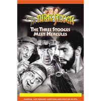 The Three Stooges Meet Hercules by Edward Bernds