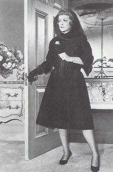 Bette Davis in Dead Ringer 1964