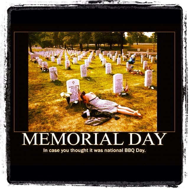 how is memorial day celebrated today