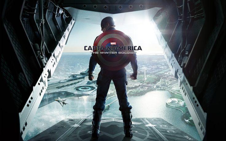 Captain America Suphero HD