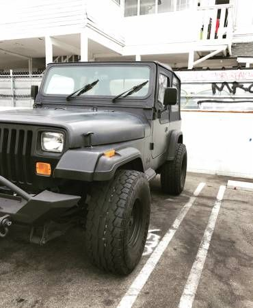 Is the price on this too high for the miles? I haven't tried it in person yet but It's like my dream car. What do you guys think? #jeep #jeeplife #Wrangler #jeeps #Cherokee #JeepMafia #offroad #4x4
