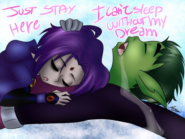 265 Best Raven And Beast Boy Images On Pinterest