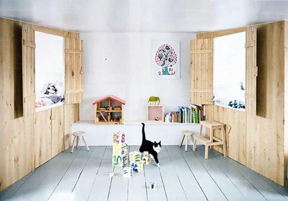 8 Inspiring Shared Bedrooms for Kids | Handmade Charlotte