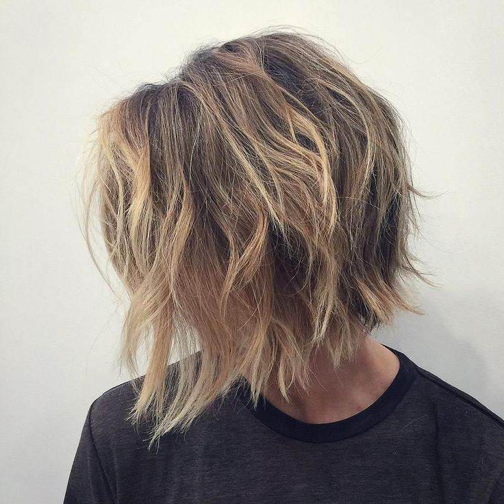 Messy Bob Hairstyles messy brunette bob with copper balayage Best 20 Messy Bob Hair Ideas On Pinterest Messy Bob Short Messy Bob And Wavy Bob Long