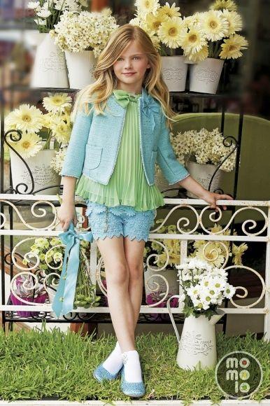 Look de Miss Blumarine | MOMOLO Street Style Kids :: La primera red social de Moda Infantil