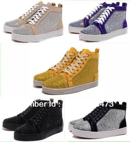 511ade4d5e0 shop christian louboutin sneakers aliexpress number 53076 922a9