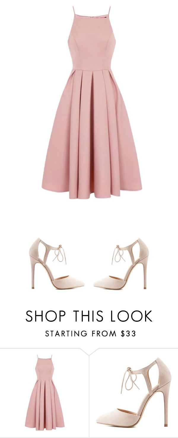 """Simply and sassy"" by ocslover ❤ liked on Polyvore featuring Chi Chi and Charlotte Russe"