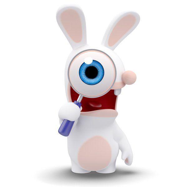 Lapin cretin lapin cretin pinterest rabbit - Lapin cretin image ...