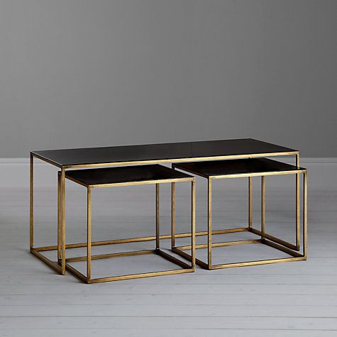 Buy Content by Terence Conran Coffee Table and 2 Side Tables Online at johnlewis.com